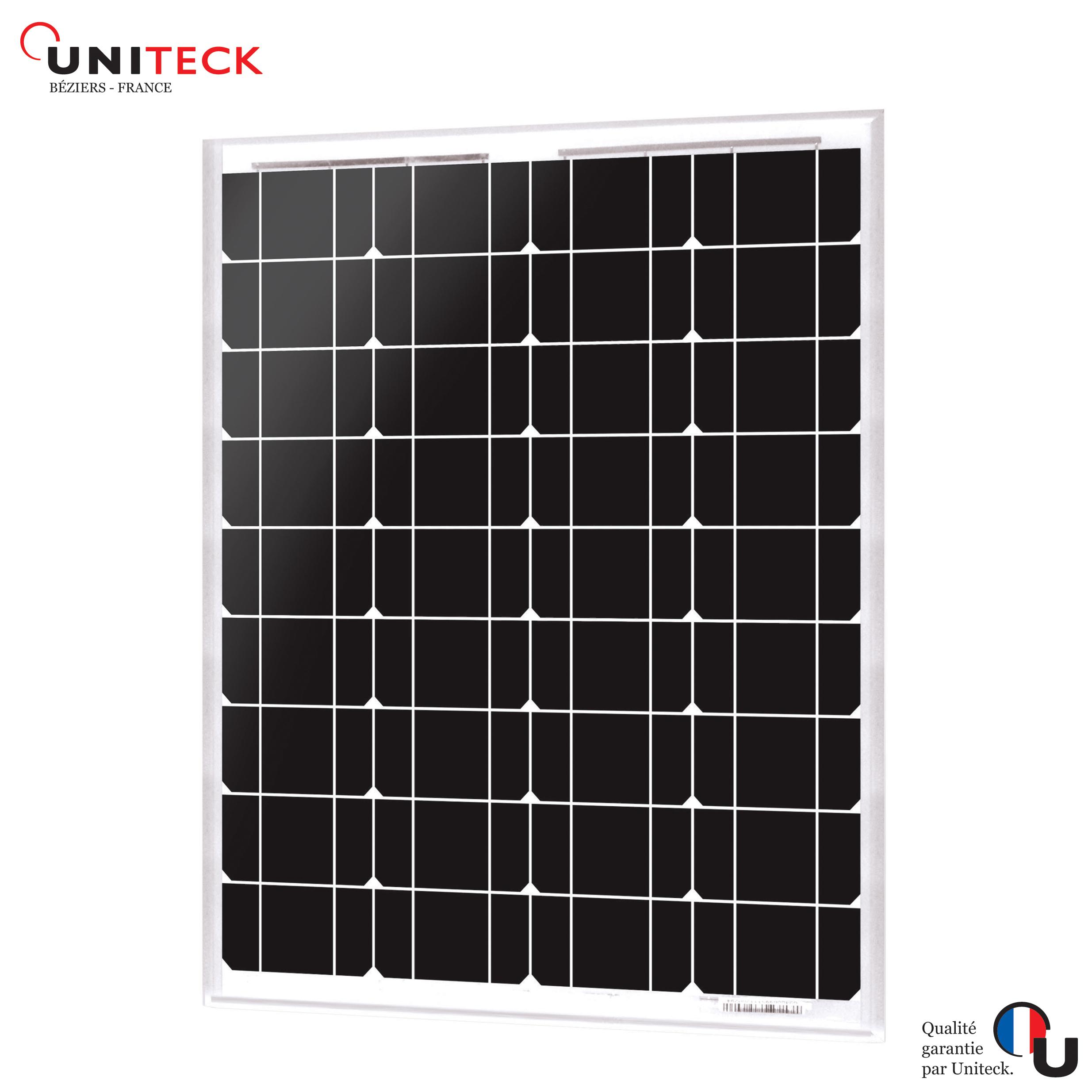 panneau solaire polycristallin 10w 12v unisun p fabricant fran ais. Black Bedroom Furniture Sets. Home Design Ideas