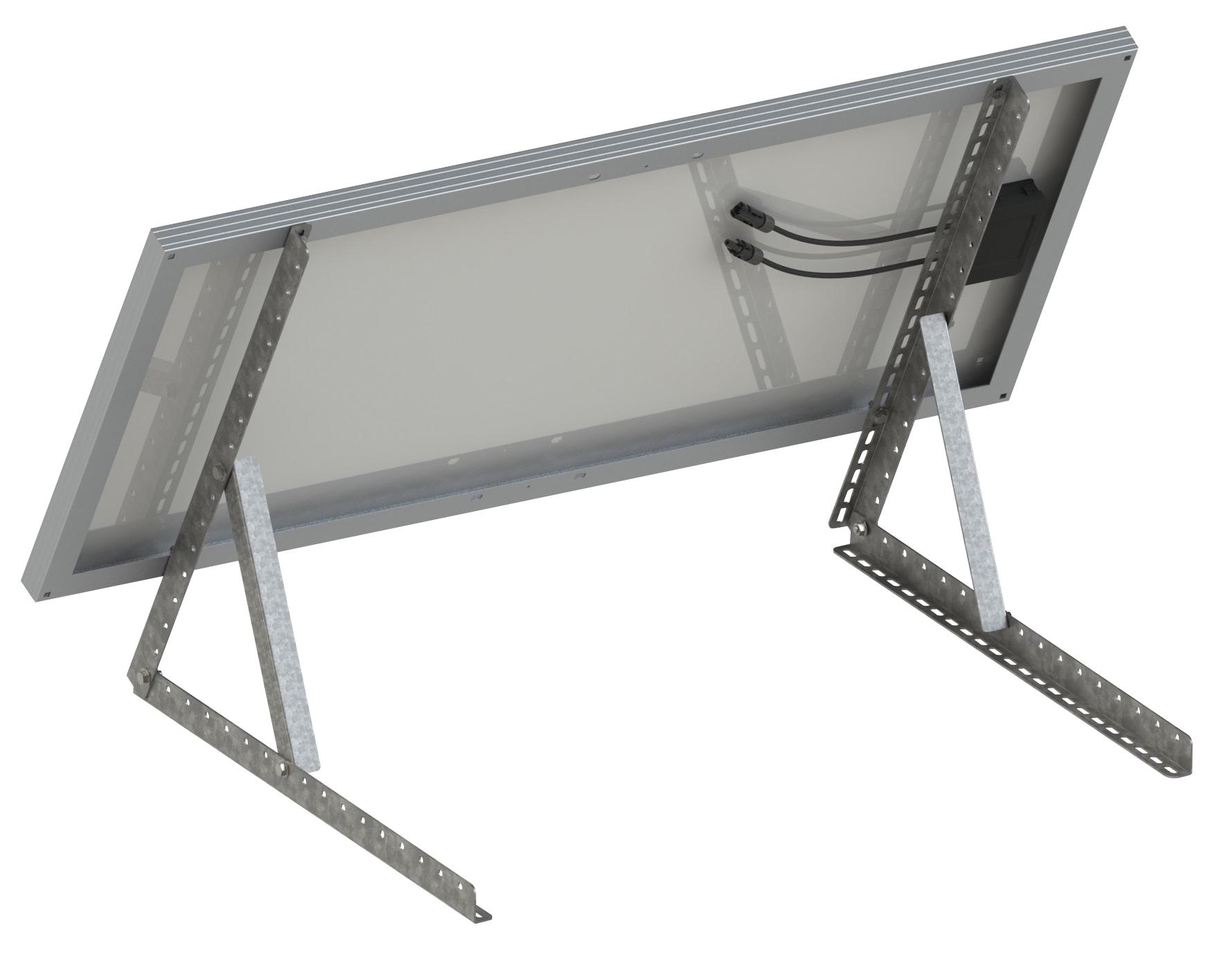 support basique pour unisun unifix. Black Bedroom Furniture Sets. Home Design Ideas